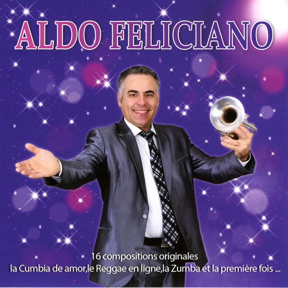 Album Aldo Feliciano pochette CD