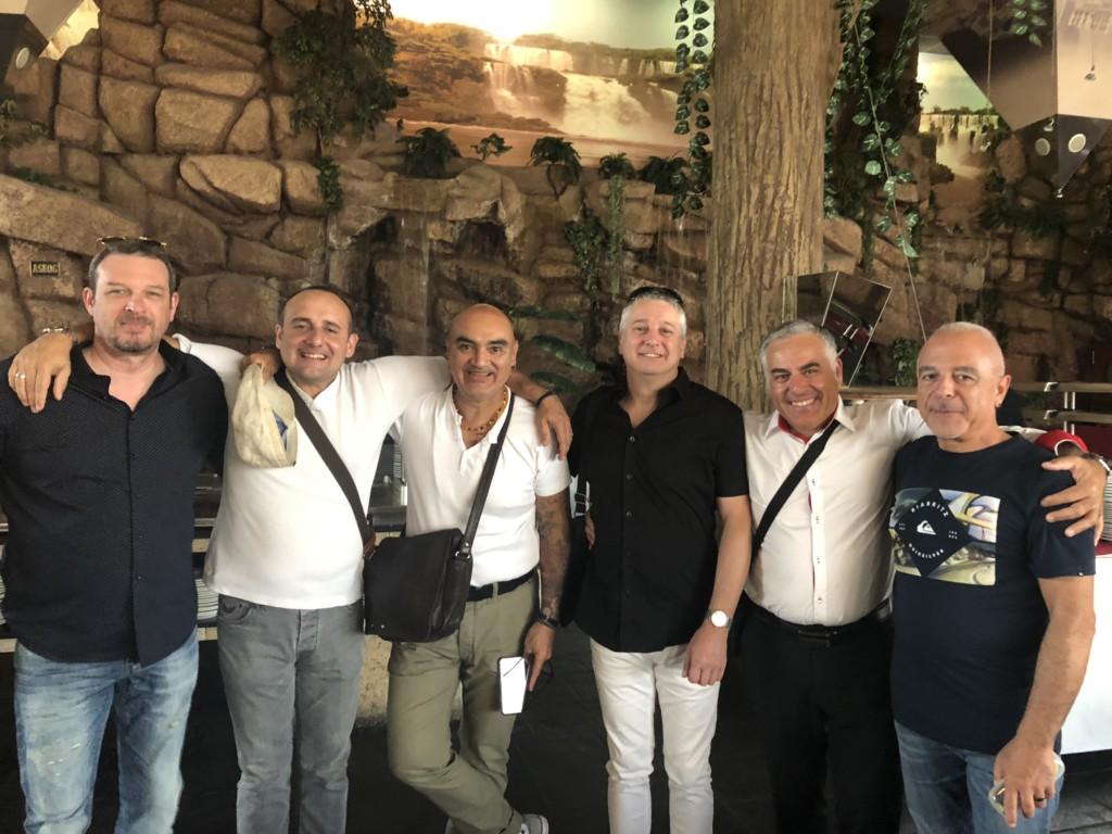 Benicassim 2018 - Les musiciens