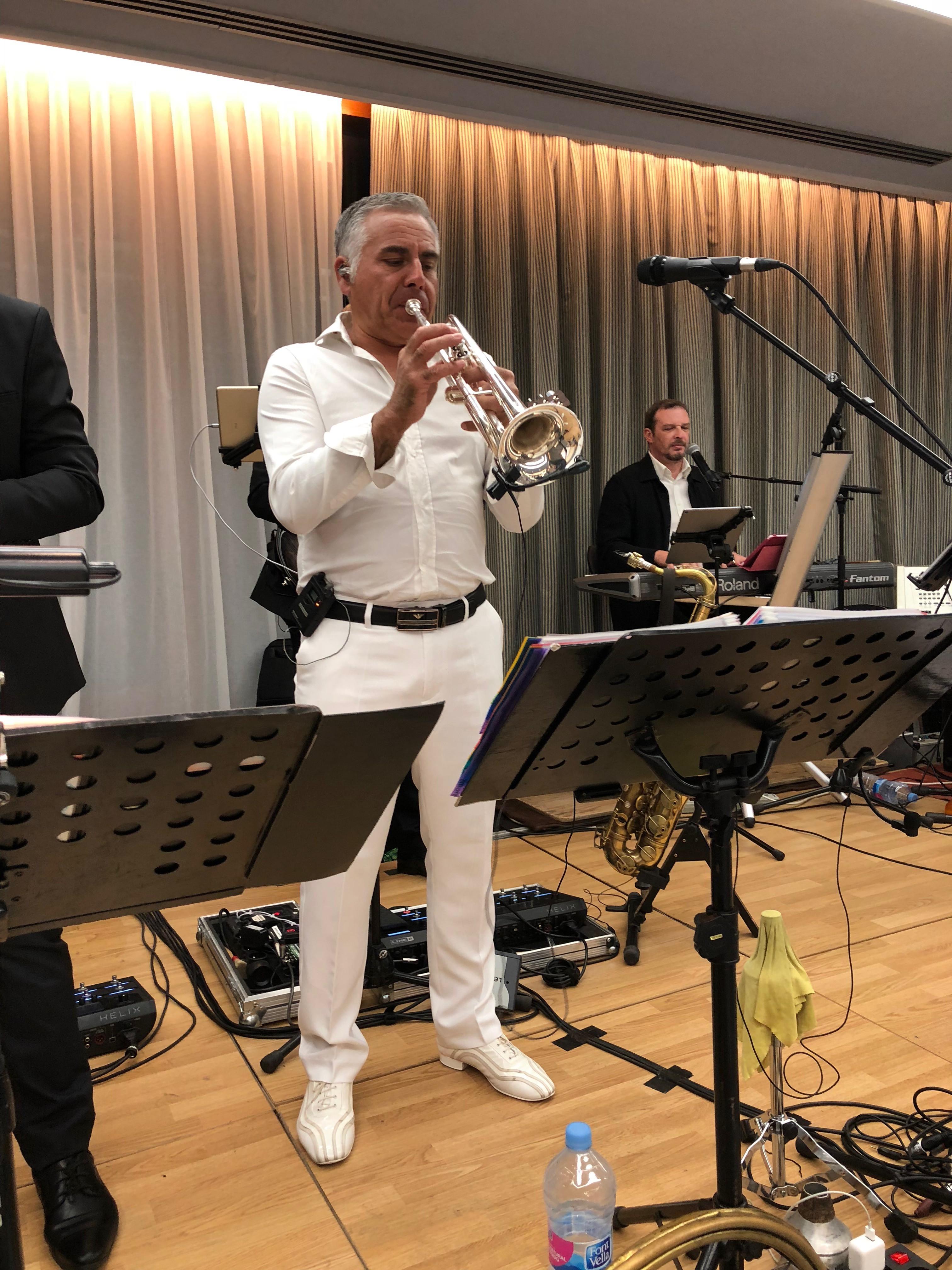 Benicassim 2018 - Aldo sur scène